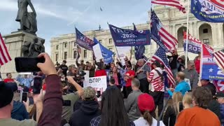 Fighting for Trump Rally-11