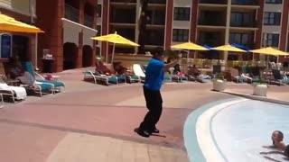 Hotel/Resort Pool Deck hourly presentation