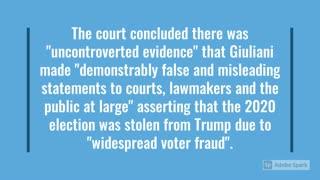 Lawyers who lie