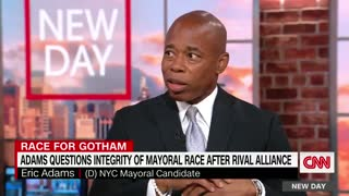 """NYC Mayoral Candidate Takes """"Playing the Race Card"""" to a New Level"""