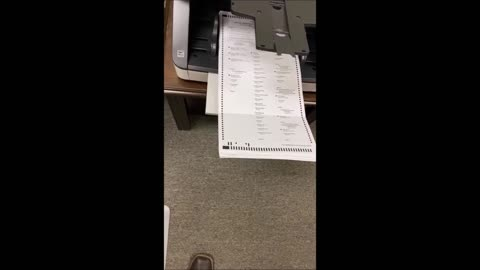GA Coffee County Clerk Demonstrates Dominion Ballot Counting & Adjudication Flaws