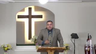 Pastor Marco Martinez June 13 2021