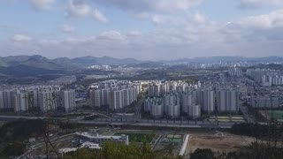 Top of Gubongsan Mountain