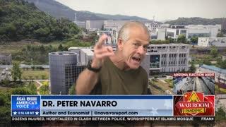 Navarro: Bill Barr's Book Will Be Just as Fictitious As Hunter Biden's