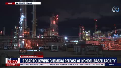 Several Dead and Missing in Two Chemical Incidents on Jul. 27th, In Texas and Germany