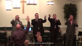 Special Song - I've Been Blessed, by Emmaus Road Quartet, 2015