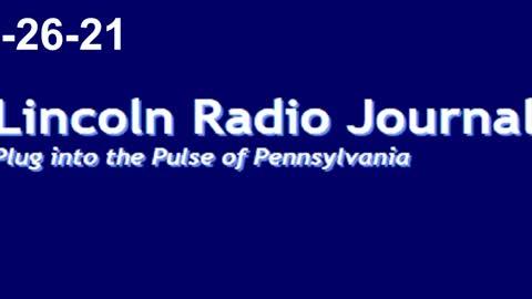 Lincoln Radio Journal 4-26-21