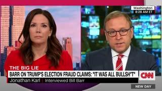 Author barr calls all Trump's election promises bulls**t