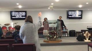 Solid Rock Church ( Pastor Cavenaugh )3-7-2021