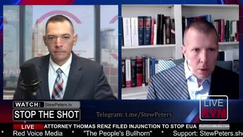 Attorney Thomas Renz Drops BOMBS! Hospital Administrators Killing For Cash, Threatening Docs