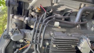 Test #2 1997 Honda BF90A - Cooling Water