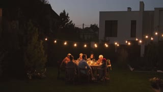 Backyard Gathering