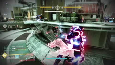Malfeasance- Hard fail, but I still got it! Destiny 2