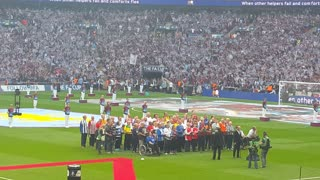 FA Cup Final 2015 Anthem Abide With me
