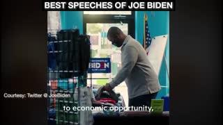 JOE BAIDEN || BEST SPEECHES