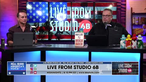 Live From Studio 6B - July 22, 2021
