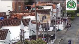 Un presunto ladrón fue capturado en Real de Minas, Bucaramanga