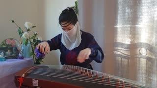 邓丽君Teresa Teng-《小城故事》#Guzheng Cover#The Story of A Small Town#Chinese Classical Music