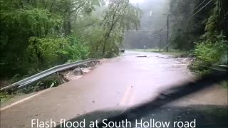 Hurricane Flash Flooding