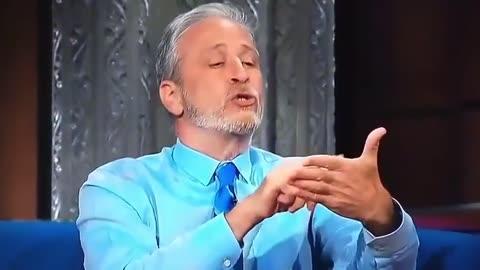 Jon Stewart Calls Out Origins of COVID Virus on Late Night TV -- Shocks Audience!