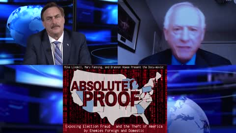 Mike Lindell Documentary Total Proof   Evidence Presented From Election Fraud