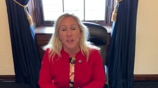 CONTD.. Rep.Majorie Taylor Greene's Second Day in Office