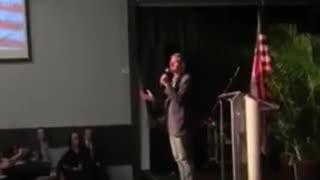Speech General Flynn
