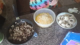 Keto Recipe for Stuffed Mushrooms
