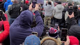 President Donald Trump - Save America Rally- January 6, 2021