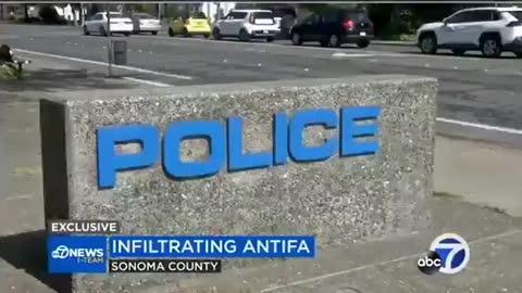 Infiltrating Antifa