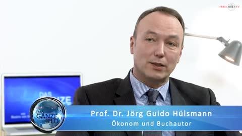 EU-Sozialismus tötet freie Markwirtschaft - Prof. Guido Hülsmann im Gespräch mit Beatrix von Storch