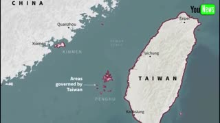 Taiwan stands up to China
