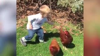 Children chicken