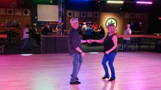 West Coast Swing @ Electric Cowboy with Jim Weber 20210502 192414