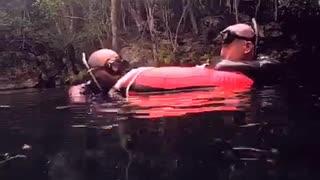 Freediving Mexico.