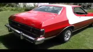 My 25th Starsky & Hutch Gran Torino