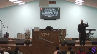Sabbath Service 02-06-21   The Jezebel Spirit - Part 1  