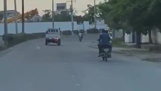 Accidente en Corredor de Cartagena