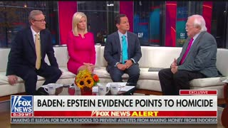 Famed forensic pathologist claims Jeffery Epstein's death was a homicide