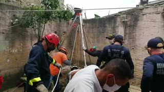 video de mujer muerta en turbaco