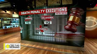 Gov. Gavin Newsom on halting death penalty