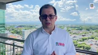 Fiscal general informó desde Barrancabermeja sobre la desarticulación de bandas delincuenciales