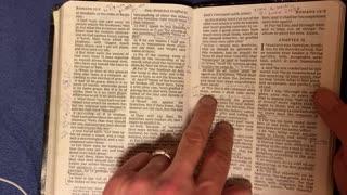 John 6:48 - Rightly divided.