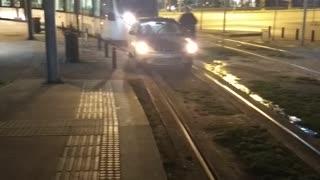 Car Parks on Train Tracks