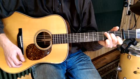 Guitar Lesson 1 - Wildwood Flower