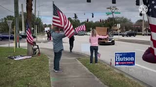 patriot party of St. John's Florida