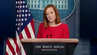 Press Sec Doesn't Even Know About Biden's Latest Disaster Executive Order