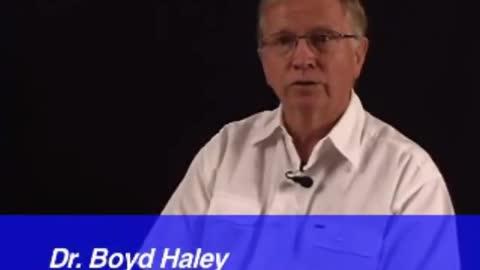 Dr Boyd Haley: Autism, Mercury & Thimerosal* (2005)