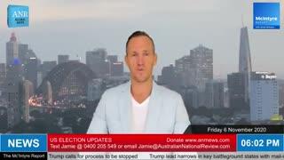 Episode 001 - US Election Update. McIntyre Report