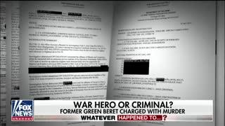Army Maj. Mathew L. Golsteyn charged with murder